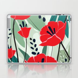 poppy seed Laptop & iPad Skin