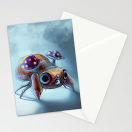 Paras Blue Cave Stationery Cards