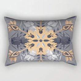 Ms. Gloriosa Y Rectangular Pillow