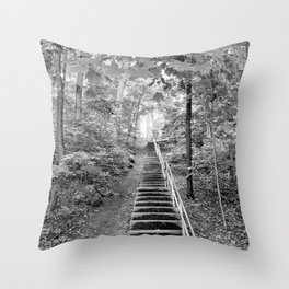 Stairway to Heaven... Throw Pillow