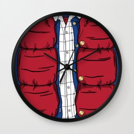 The McFly Wall Clock