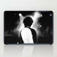 louis tomlinson iPad Cases featuring WWA Louis Tomlinson by crystaltaysm