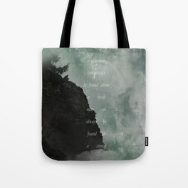 A Wise Man Tote Bag
