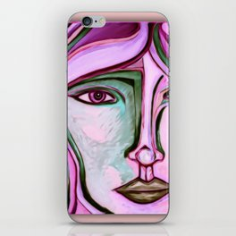 The Dreamer iPhone Skin