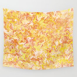 Autumnal Marble Wall Tapestry