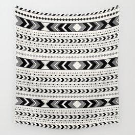 Tribal Arrow Boho Pattern #2 #aztec #decor #art #society6 Wall Tapestry