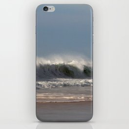 Strong Shorebreak iPhone Skin
