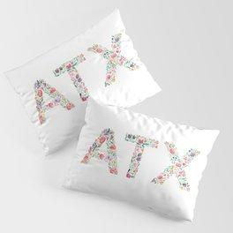 Bloomin' ATX Pillow Sham