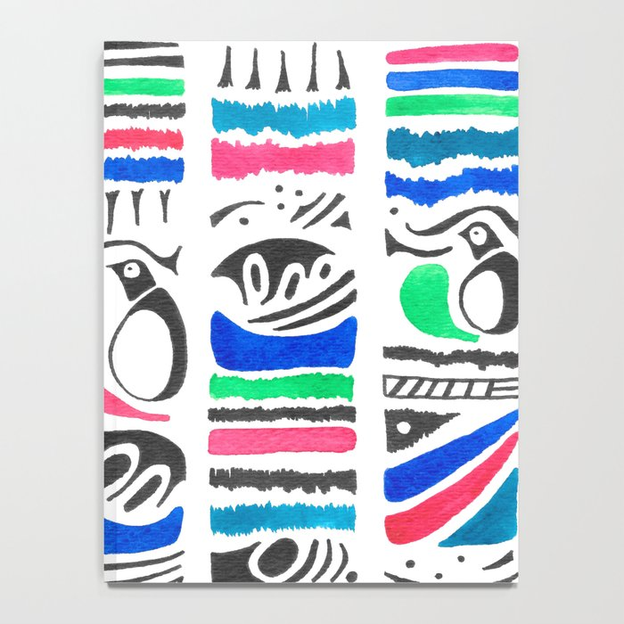 Penguin Tribe Notebook