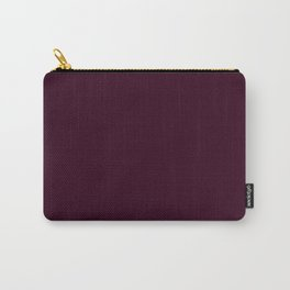 Toledo Brown Colour Carry-All Pouch