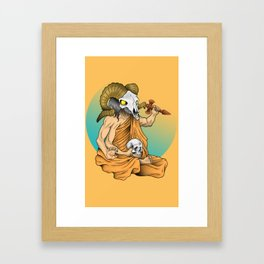 Behold the Executioner Framed Art Print