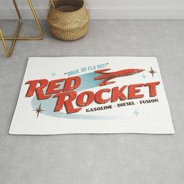 Red Rocket Rug
