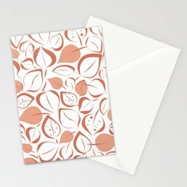 Valentia Leaves Stationery Cards