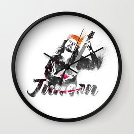 Junoon Wall Clock