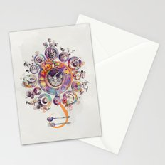 Who's Up for Tea? Stationery Cards