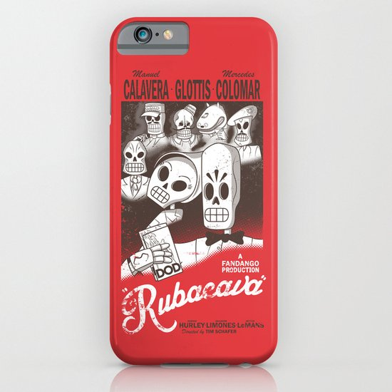 Rubacava iPhone & iPod Case