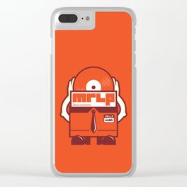 UNDO   Music to the people 09 Clear iPhone Case