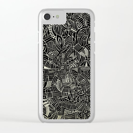- dynamo - Clear iPhone Case