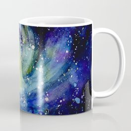 Galaxy watercolor Coffee Mug