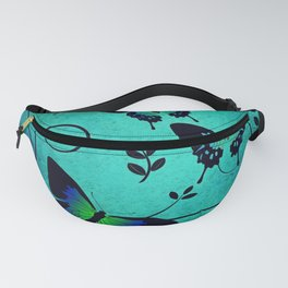 butterfly Fanny Pack