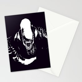 Aliens Stationery Cards