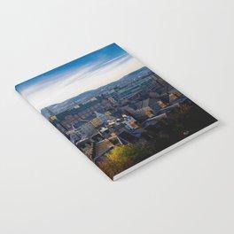 Edinburgh Sunrise Notebook