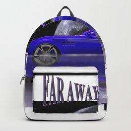 American car - Walking to the sky! Camaro Backpack