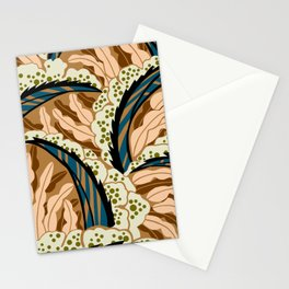 BALINESIA: BIG SKY RANCH, Art Deco Tropical Stationery Cards