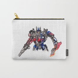 Trans Former Carry-All Pouch
