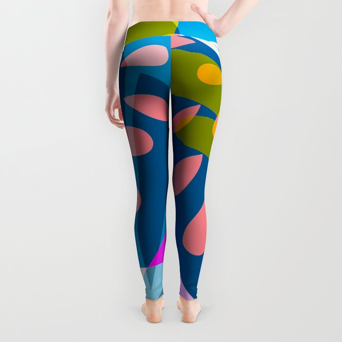Wildflowers II Leggings