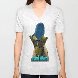 Cool Man  Unisex V-Neck