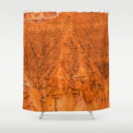 Landscape of Agua Canyon at Bryce Canyon National Park Shower Curtain