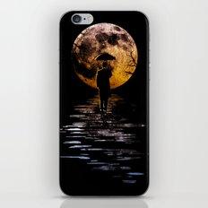 Rainman at Moonrise iPhone & iPod Skin