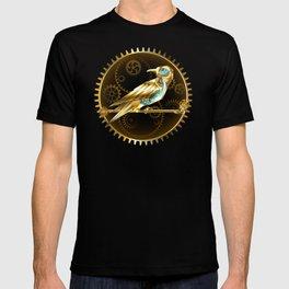 Mechanical Bird ( Steampunk ) T-shirt