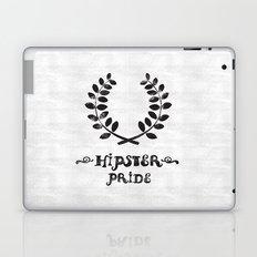 Hipster pride Laptop & iPad Skin