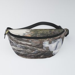 Waterfall at Rocky Gorge Fanny Pack