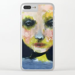 Pastel by Marstein Clear iPhone Case