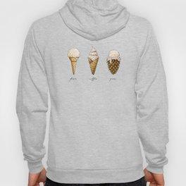 Ice Cream Cones Hoody