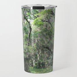 Hiking in Florida Travel Mug