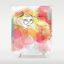 Betts Western Australia Shower Curtain