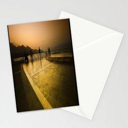 Balcon de Europa - European balcony Stationery Cards