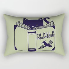 How To Kill a Mockingbird Rectangular Pillow