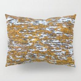 Moss on wood Textures 12 Pillow Sham