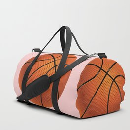 Basketball Ball Duffle Bag