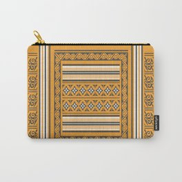 Maldivian Traditional Mat Carry-All Pouch
