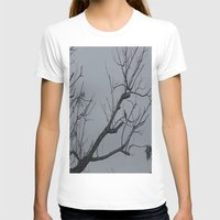 alone T-shirts featuring ALONE by Annie Koh