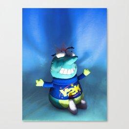 Y2K Bug Canvas Print