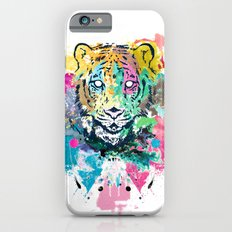 Tiger Splash iPhone 6s Slim Case