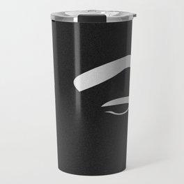 Bad Look (black) Travel Mug