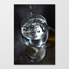 Water Drop  Canvas Print